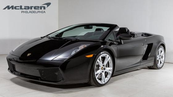 2008 Lamborghini Gallardo Spyder:21 car images available