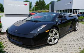 2008 Lamborghini Gallardo Spyder:10 car images available