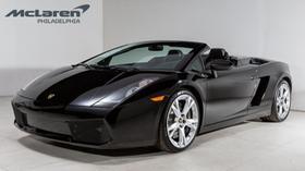 2008 Lamborghini Gallardo Spyder:21 car images available