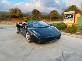 2008 Lamborghini Gallardo Spyder:9 car images available