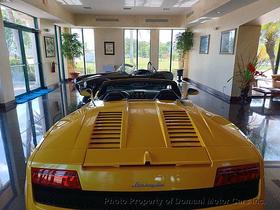 2011 Lamborghini Gallardo Spyder