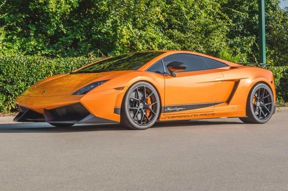 2012 Lamborghini Gallardo Superleggera:13 car images available