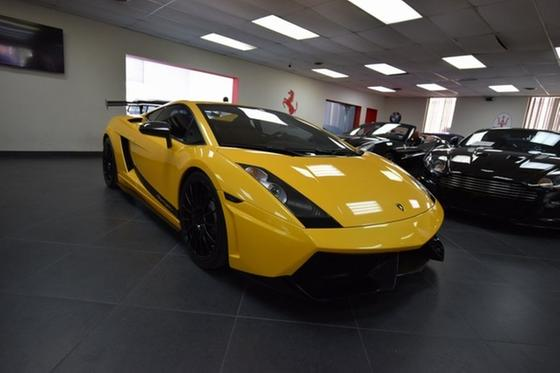 2008 Lamborghini Gallardo Superleggera:18 car images available