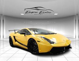 2008 Lamborghini Gallardo Superleggera:24 car images available