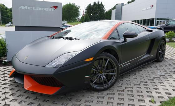 2013 Lamborghini Gallardo Superleggera:11 car images available