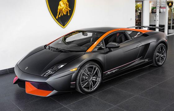 2013 Lamborghini Gallardo Superleggera:24 car images available