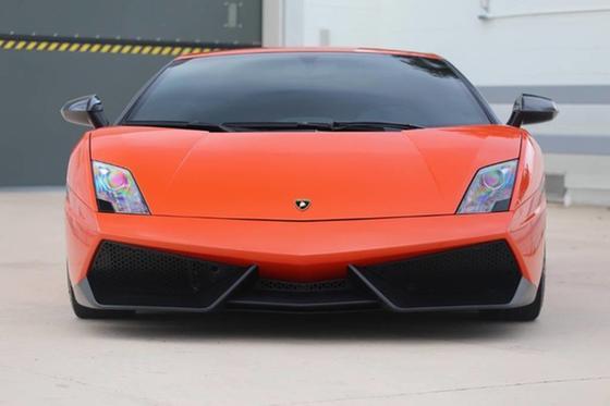 2013 Lamborghini Gallardo Superleggera