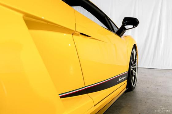 2012 Lamborghini Gallardo Superleggera