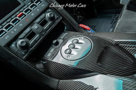 2008 Lamborghini Gallardo Superleggera
