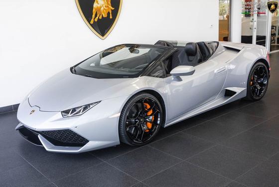 2017 Lamborghini Huracan :24 car images available