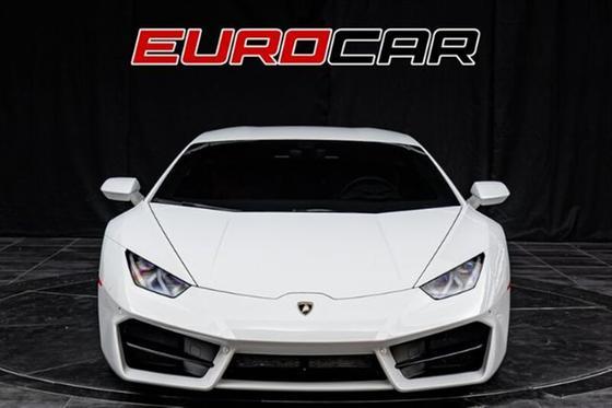 2018 Lamborghini Huracan Coupe