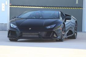 2020 Lamborghini Huracan EVO Spyder:24 car images available