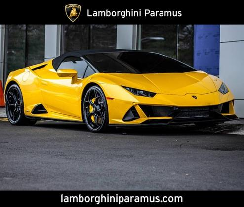 2020 Lamborghini Huracan EVO Spyder:11 car images available
