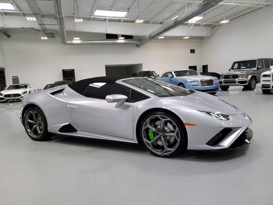 2020 Lamborghini Huracan EVO:22 car images available