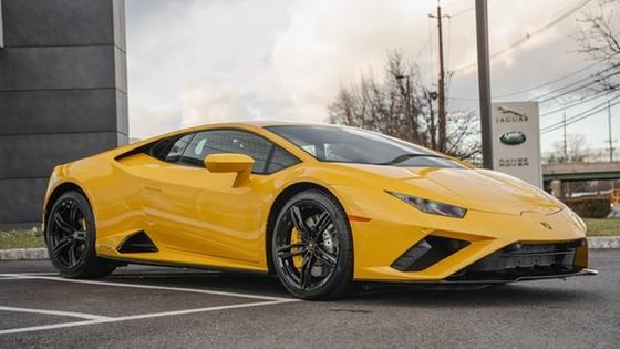 2021 Lamborghini Huracan EVO