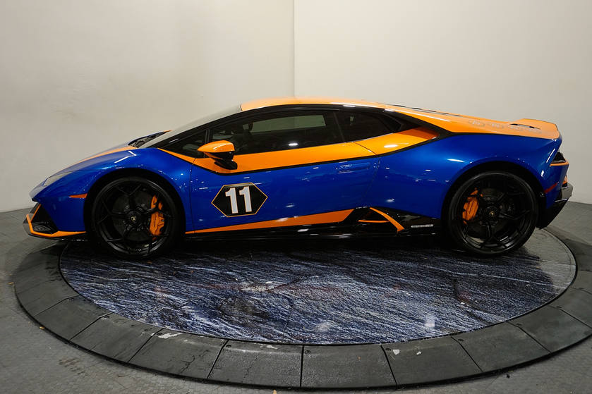 2020 Lamborghini Huracan EVO:18 car images available
