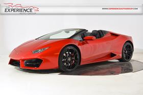 2017 Lamborghini Huracan LP 580-2 Spyder:24 car images available