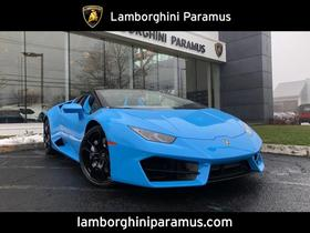2018 Lamborghini Huracan LP 580-2 Spyder:21 car images available