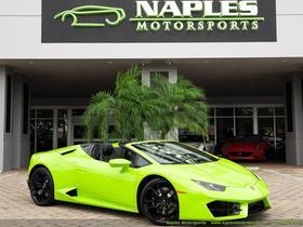 2017 Lamborghini Huracan LP 580-2 Spyder:24 car images available