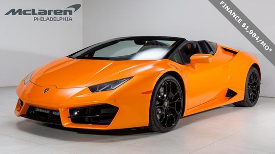 2018 Lamborghini Huracan LP 580-2 Spyder:23 car images available