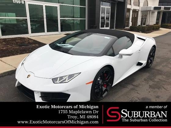 Lamborghini For Sale In Michigan Global Autosports