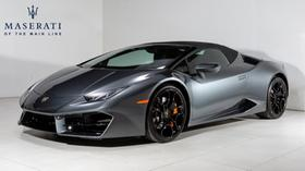 2019 Lamborghini Huracan LP 580-2 Spyder:16 car images available