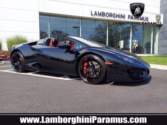 2018 Lamborghini Huracan LP 580-2 Spyder:24 car images available