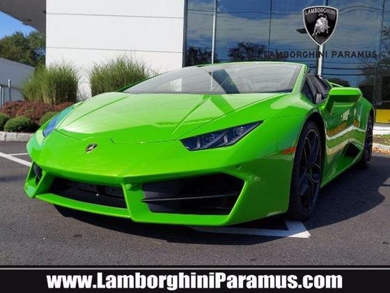 2019 Lamborghini Huracan LP 580-2 Spyder:24 car images available