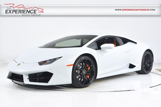 2018 Lamborghini Huracan LP 580-2:24 car images available