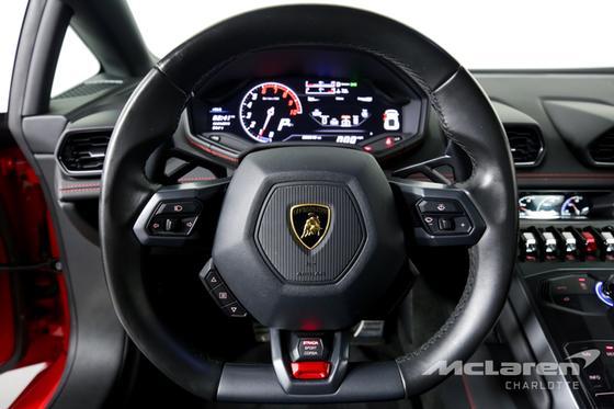 2016 Lamborghini Huracan LP 580-2