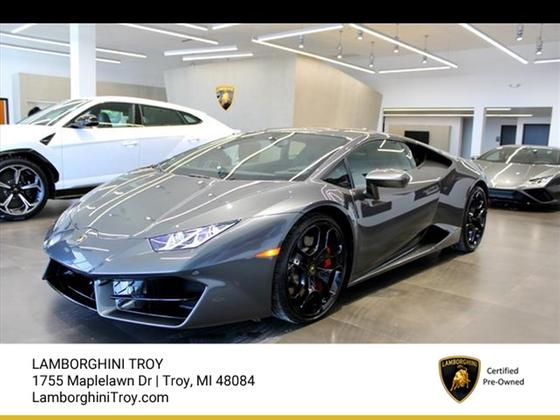 2017 Lamborghini Huracan LP 580-2:24 car images available