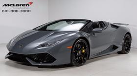 2016 Lamborghini Huracan LP 610-4 Spyder:21 car images available