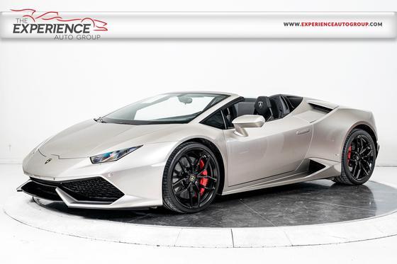2017 Lamborghini Huracan LP 610-4 Spyder:24 car images available