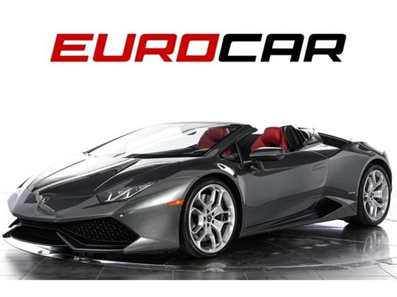 2016 Lamborghini Huracan LP 610-4 Spyder:24 car images available