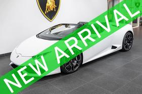 2018 Lamborghini Huracan LP 610-4 Spyder:24 car images available