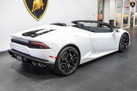 2018 Lamborghini Huracan LP 610-4 Spyder