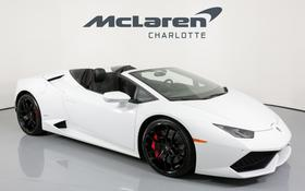 2017 Lamborghini Huracan LP 610-4 Spyder:24 car images available