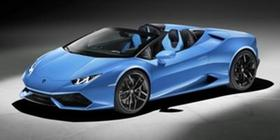 2016 Lamborghini Huracan LP 610-4 Spyder : Car has generic photo