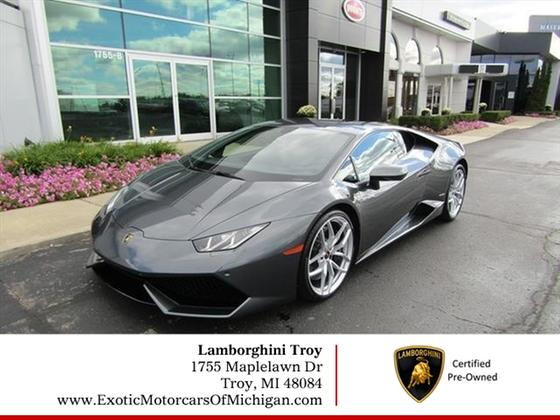 2015 Lamborghini Huracan LP 610-4:12 car images available