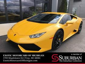 2015 Lamborghini Huracan LP 610-4:16 car images available