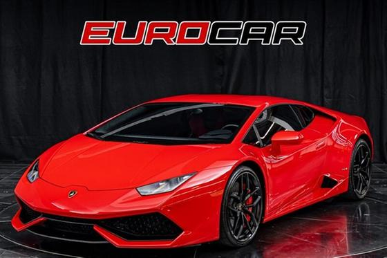 2016 Lamborghini Huracan LP 610-4:24 car images available