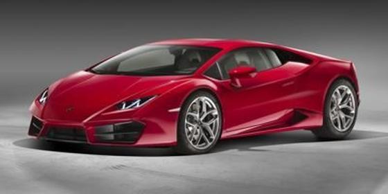 2018 Lamborghini Huracan LP580-2 : Car has generic photo