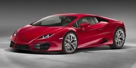 2016 Lamborghini Huracan LP580-2 : Car has generic photo