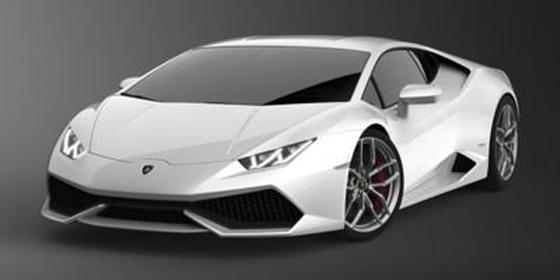 2015 Lamborghini Huracan LP610-4 : Car has generic photo