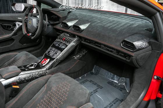 2018 Lamborghini Huracan Performante Spyder