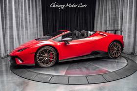 2018 Lamborghini Huracan Performante Spyder:24 car images available