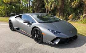 2017 Lamborghini Huracan Performante:6 car images available