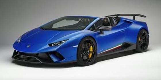2019 Lamborghini Huracan Performante : Car has generic photo