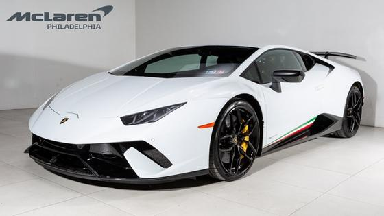 2018 Lamborghini Huracan Performante:20 car images available