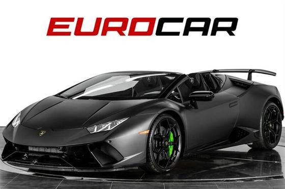 2019 Lamborghini Huracan Performante:24 car images available